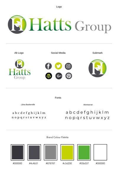Branding_Board_Hatts_Redhead_Grpahic_Design