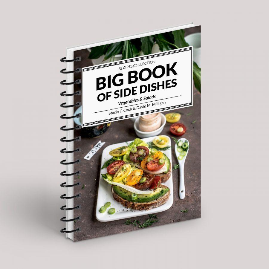 Wirebound Books A5_Recipie Books Design_ Redhead Graphic Design_Cirencester
